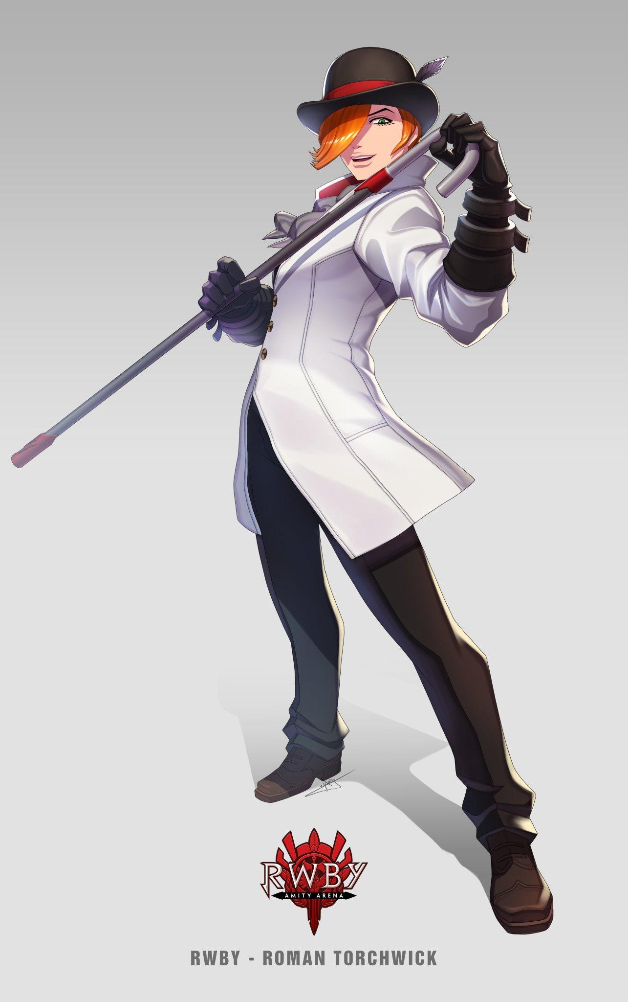 Roman Torchwick - RWBY - Zerochan Anime Image Board