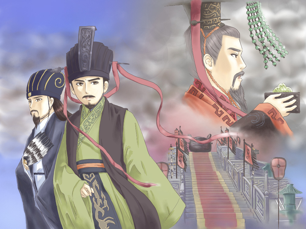 Romance Of The Three Kingdoms Wallpaper 2509542 Zerochan