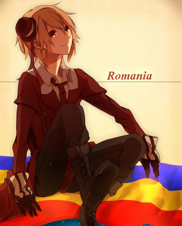 Tags: Anime, Maimai Yuki, Axis Powers: Hetalia, Romania