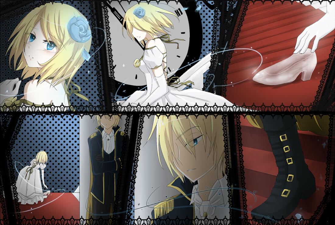 103 Fav Romeo And Cinderella