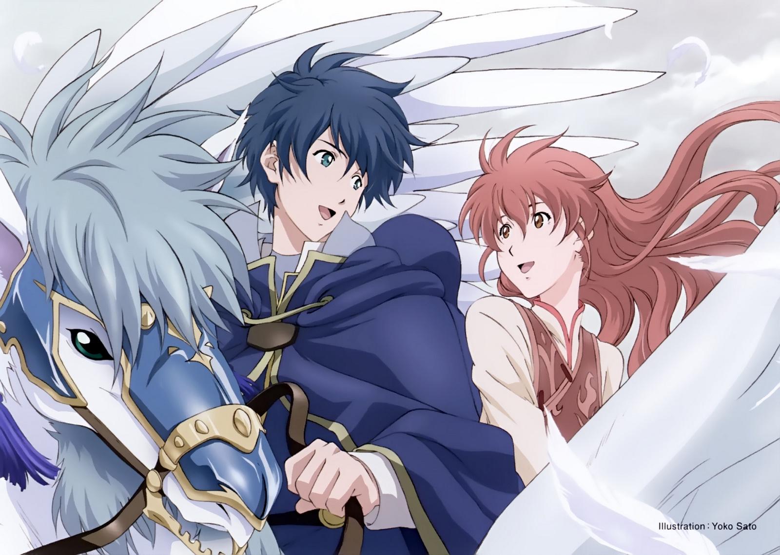 Walau Karakter Dan Referensi Anime
