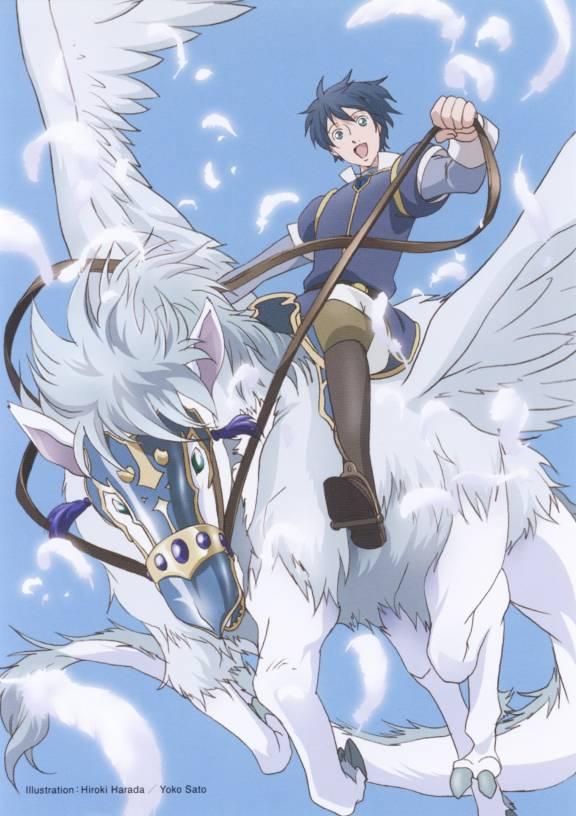 Tags: Anime, Harada Hiroki, Romeo x Juliet, Romeo Candorebanto Montague, Cielo (Romeo x Juliet), Official Art, Mobile Wallpaper