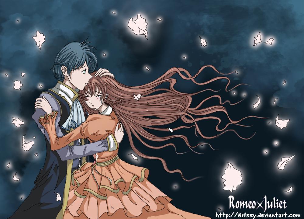 Картинки по аниме-ромео и джульетта