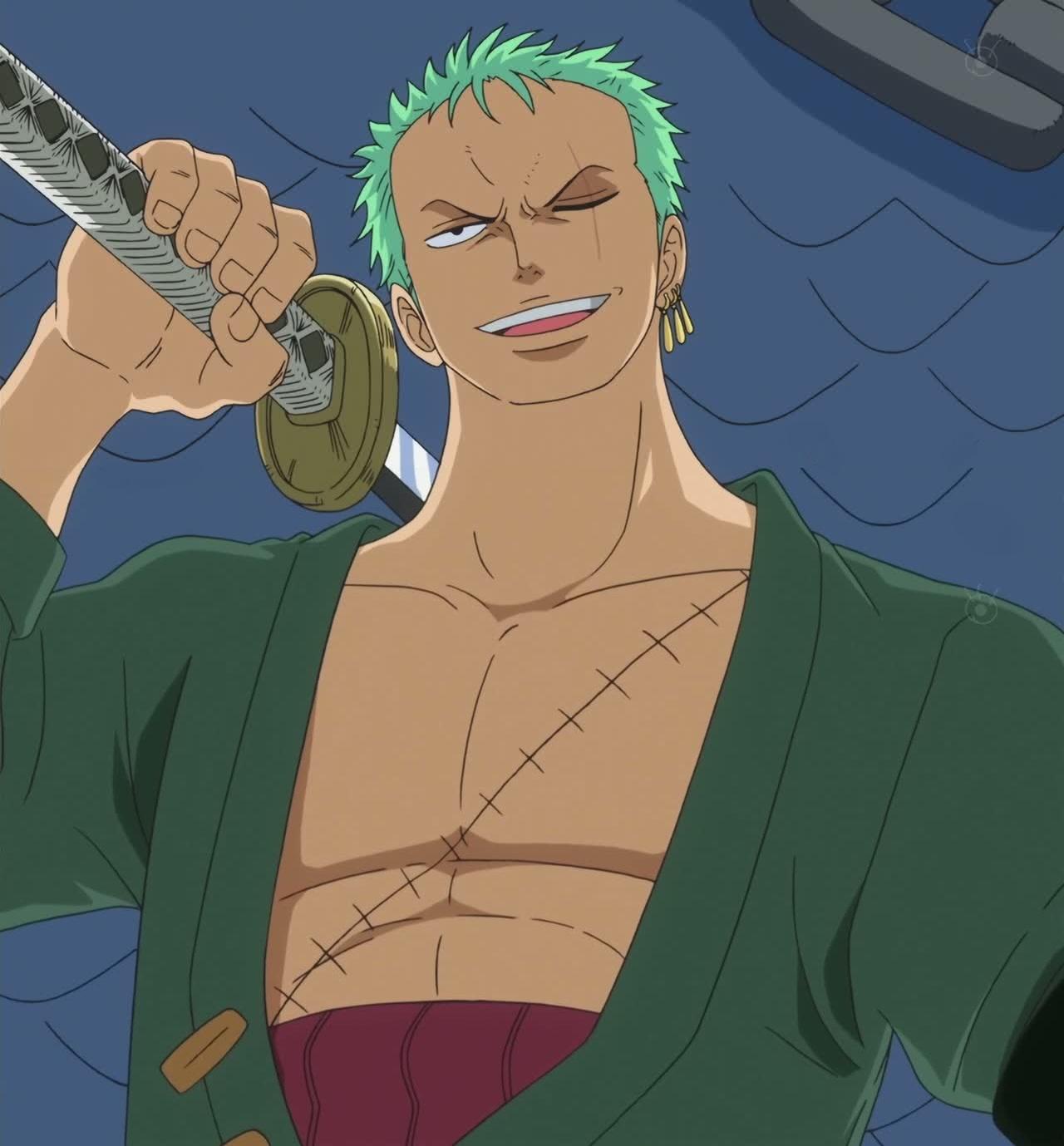 Roronoa Zoro - ONE PIECE - Image #1025769 - Zerochan Anime ...