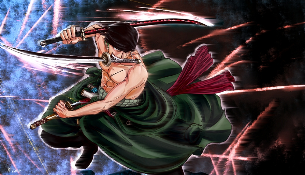 Roronoa Zoro - ONE PIECE - Image #1271376 - Zerochan Anime Image Board