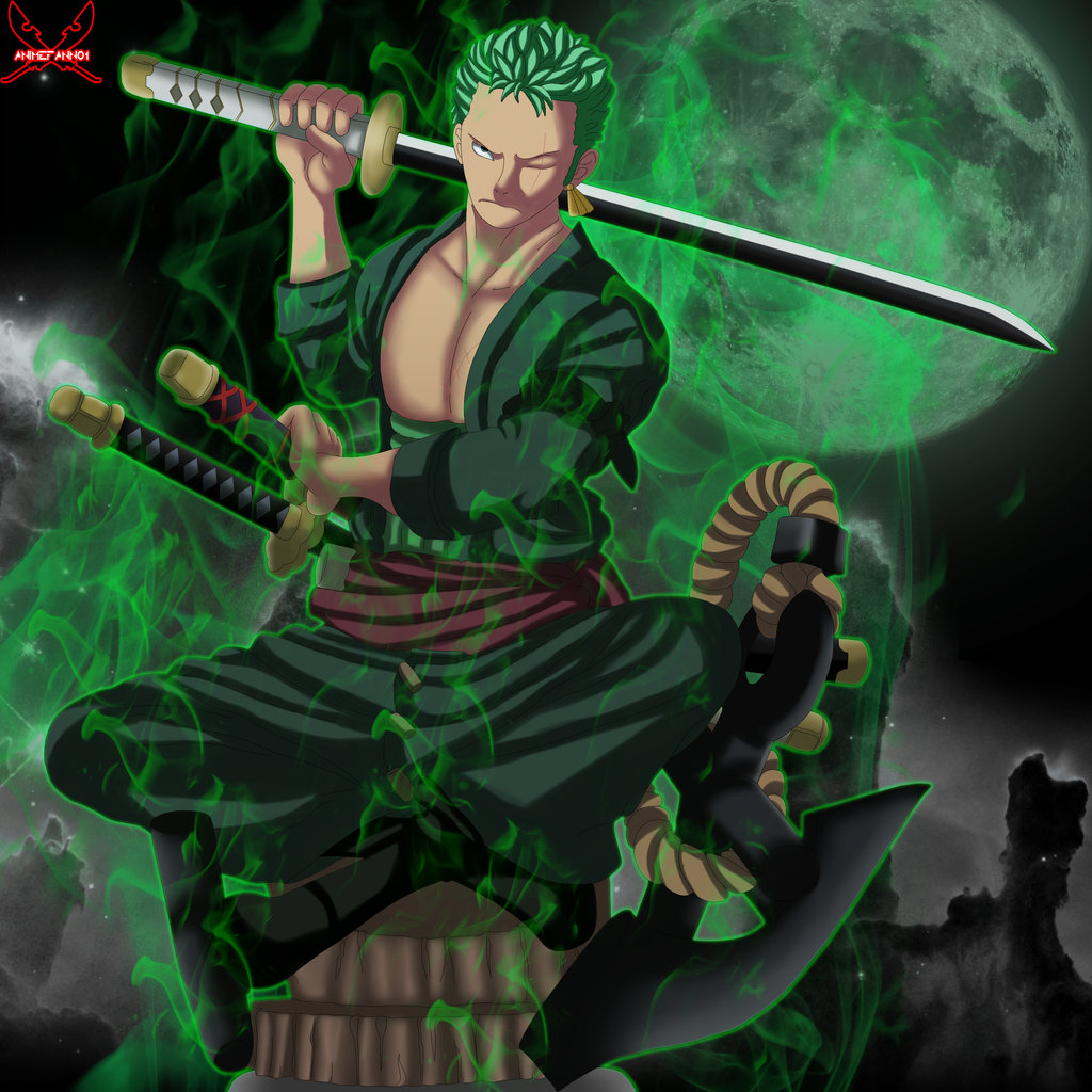 zoronoa zoro wallpaper computer - photo #27