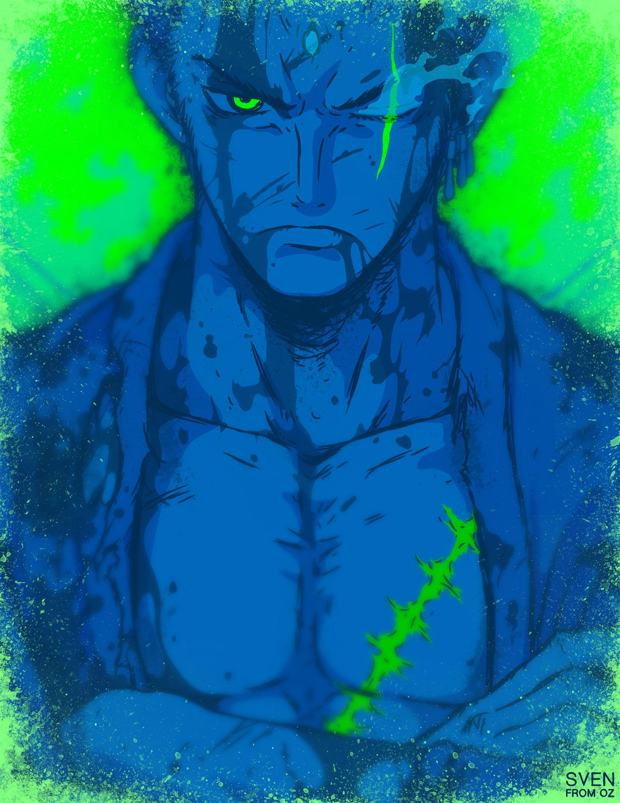 roronoa zoro one piece image 1960018 zerochan anime