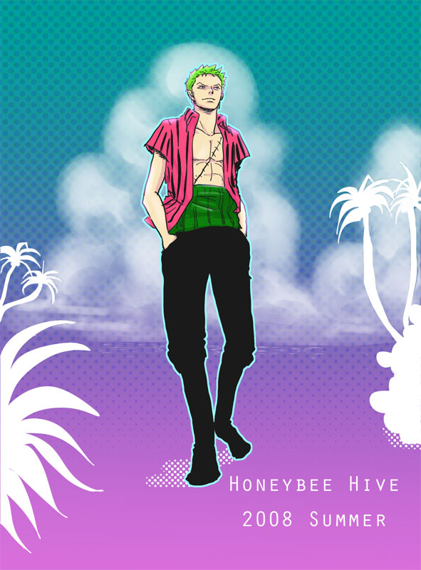 Tags: Anime, Pixiv Id 124489, ONE PIECE, Roronoa Zoro, The Eleven Supernovas