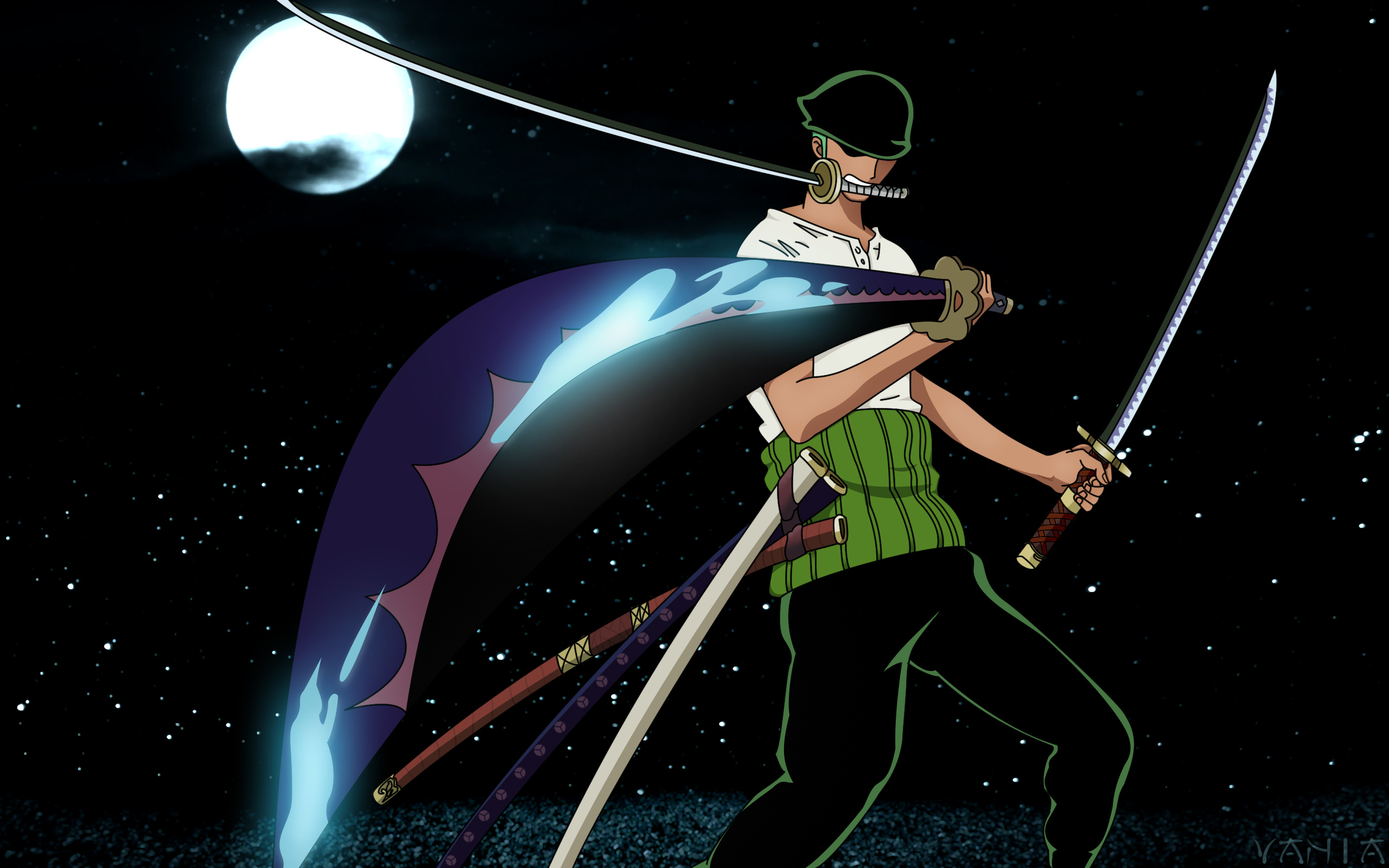 Roronoa Zoro One Piece Hd Wallpaper 820854 Zerochan