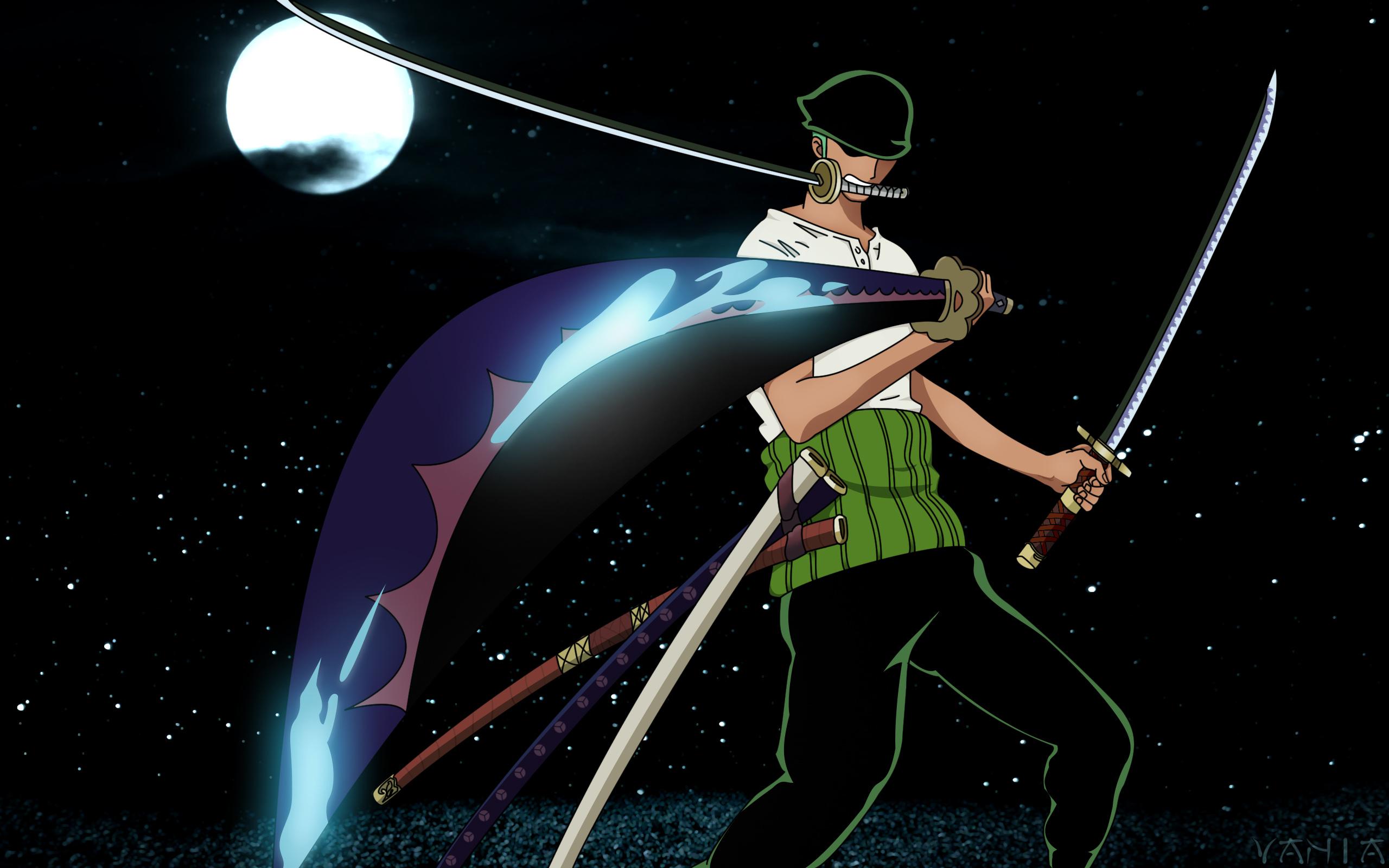 Roronoa Zoro Hd Wallpaper Zerochan Anime Image Board