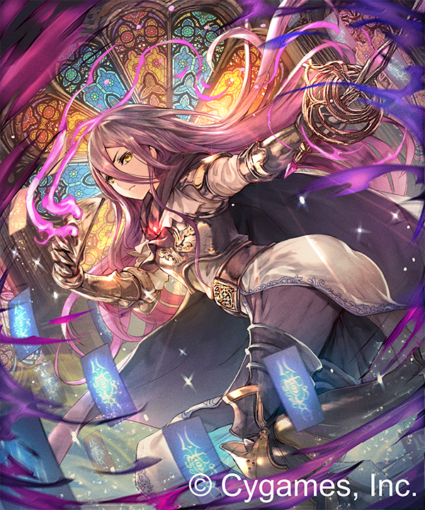 Tags: Anime, Pixiv Id 593960, Cygames, Shingeki no Bahamut, Rosamia (Granblue Fantasy), Official Art, Official Card Illustration