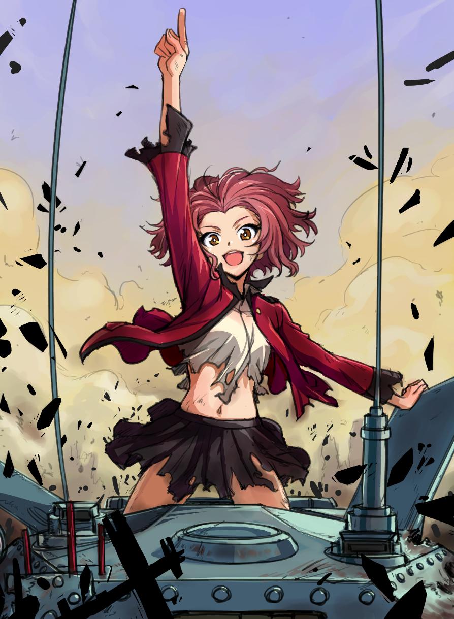 Rosehip Girls Und Panzer Girls Und Panzer Der Film Zerochan