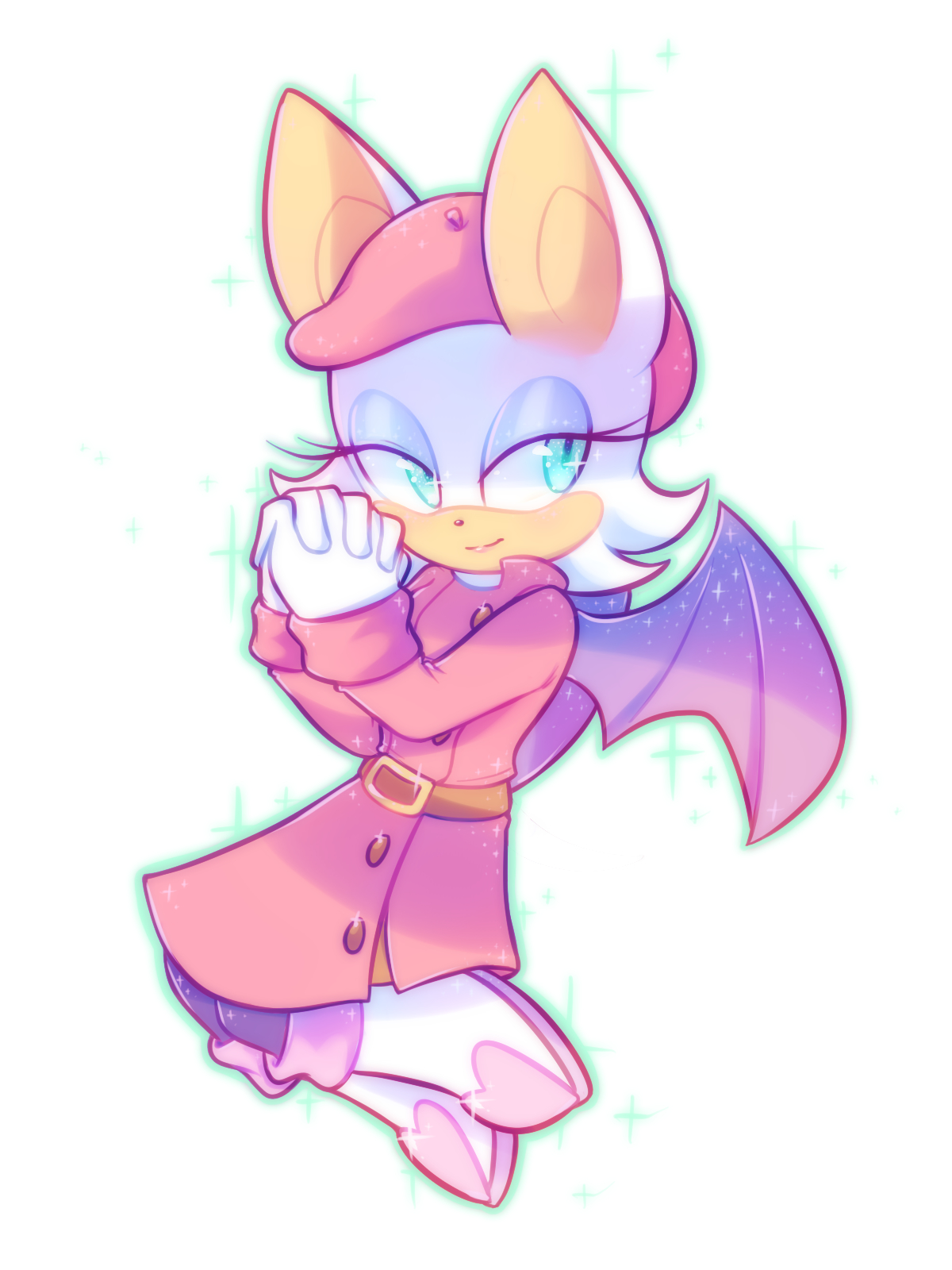 rouge the bat sonic the hedgehog zerochan anime image board