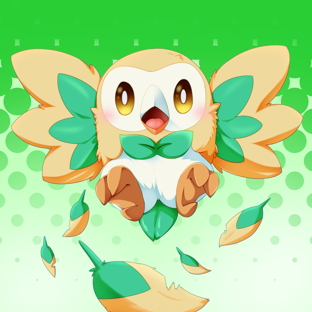 download rowlet