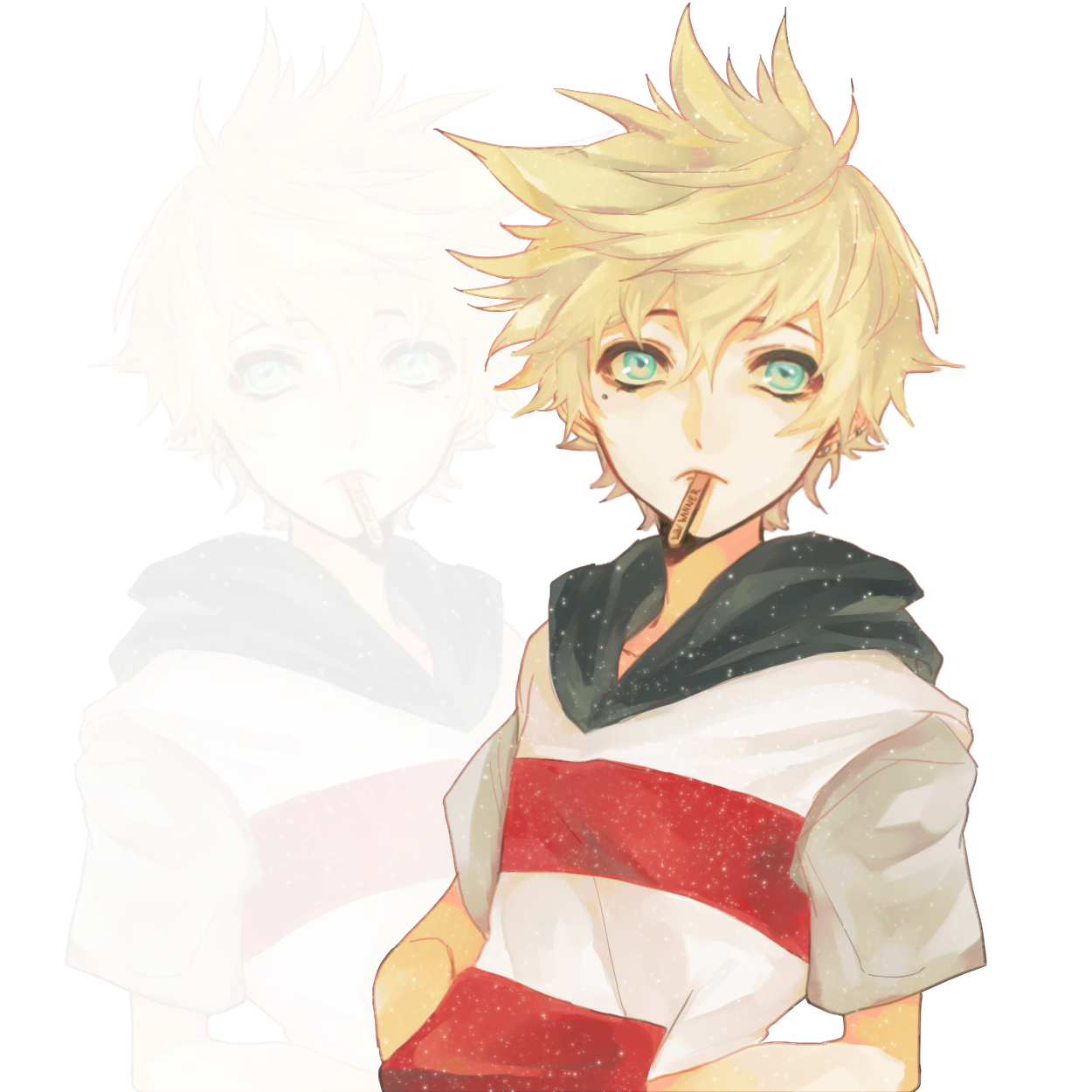 Roxas - Kingdom Hearts 358/2 Days