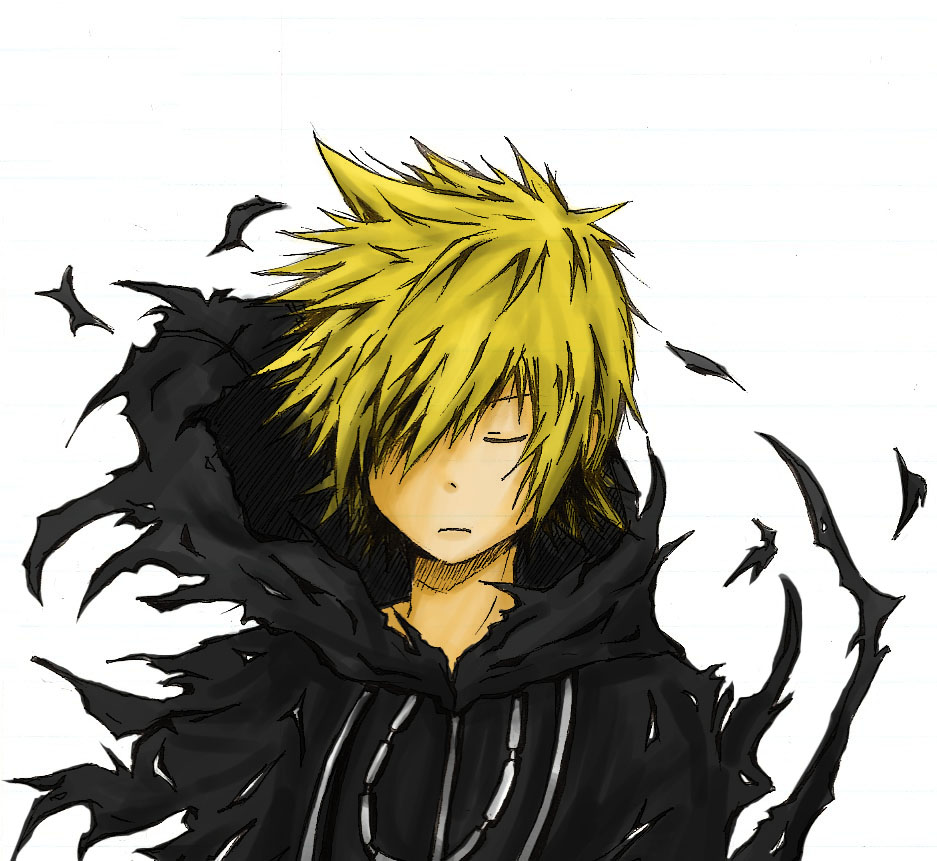 roxas kingdom hearts 358 2 days image 816021 zerochan anime