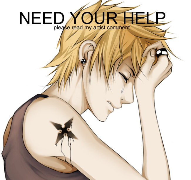 Tags: Anime, Junkochan, Kingdom Hearts II, Kingdom Hearts 358/2 Days, Roxas, Organization XIII