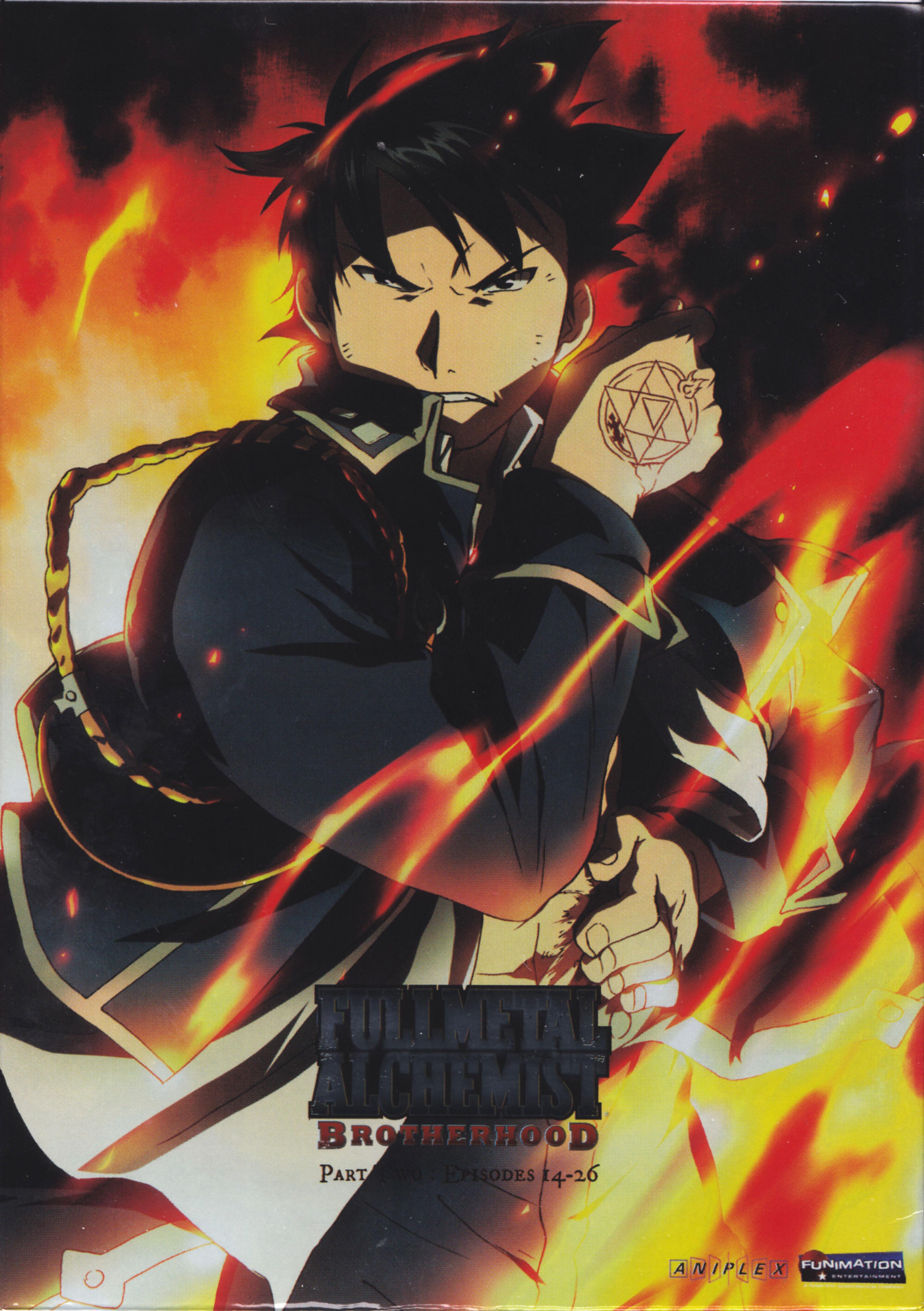 Roy Mustang Fullmetal Alchemist Mobile Wallpaper