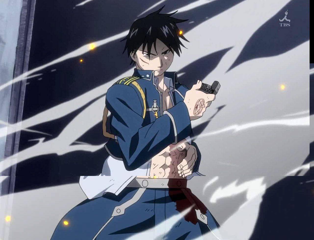 Image result for roy mustang brotherhood