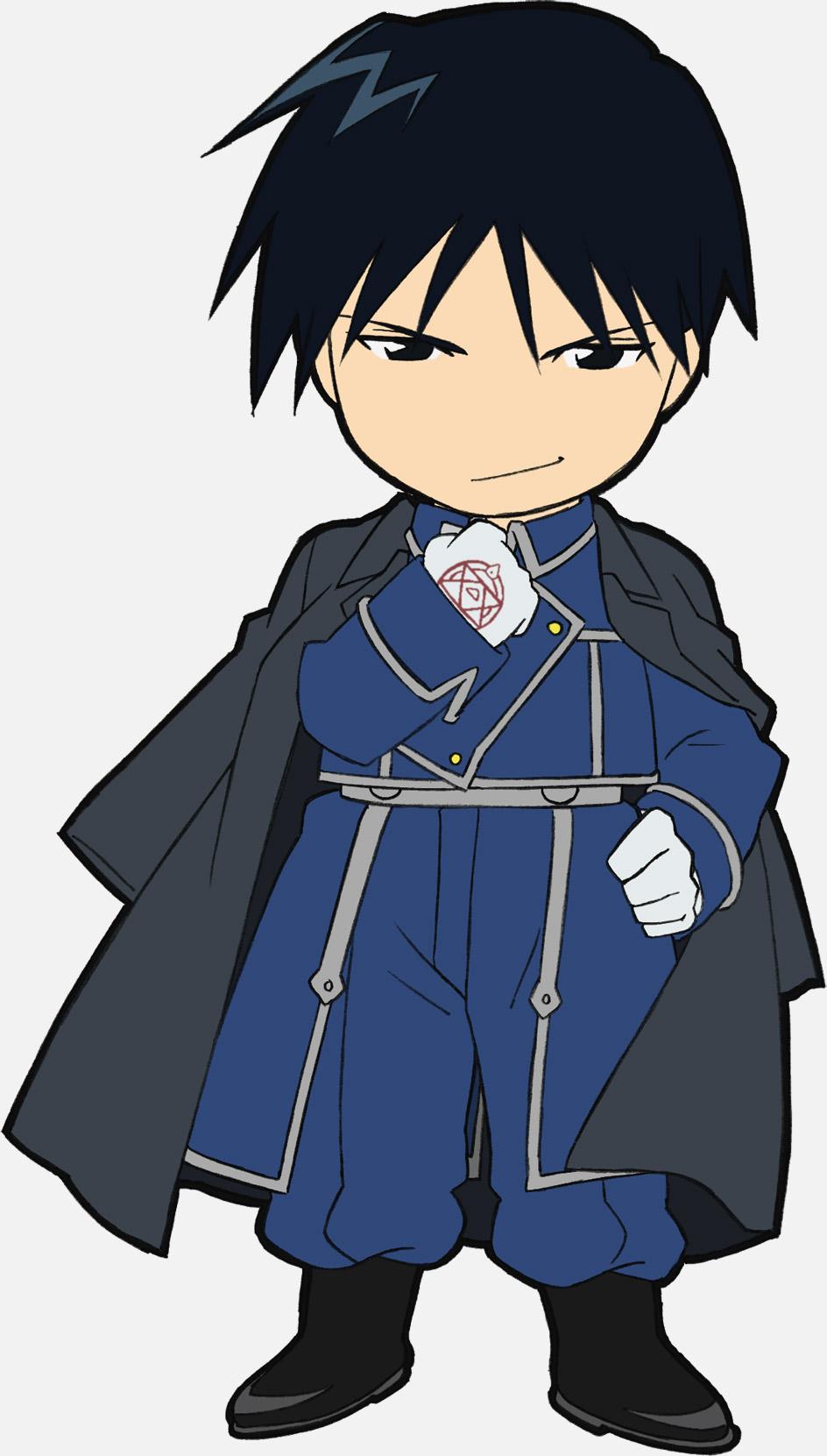 Roy Mustang - Fullmetal Alchemist - Image #90760 - Zerochan Anime Image Board