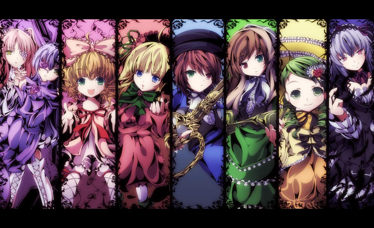Rozen Maiden Fanart Zerochan Anime Image Board