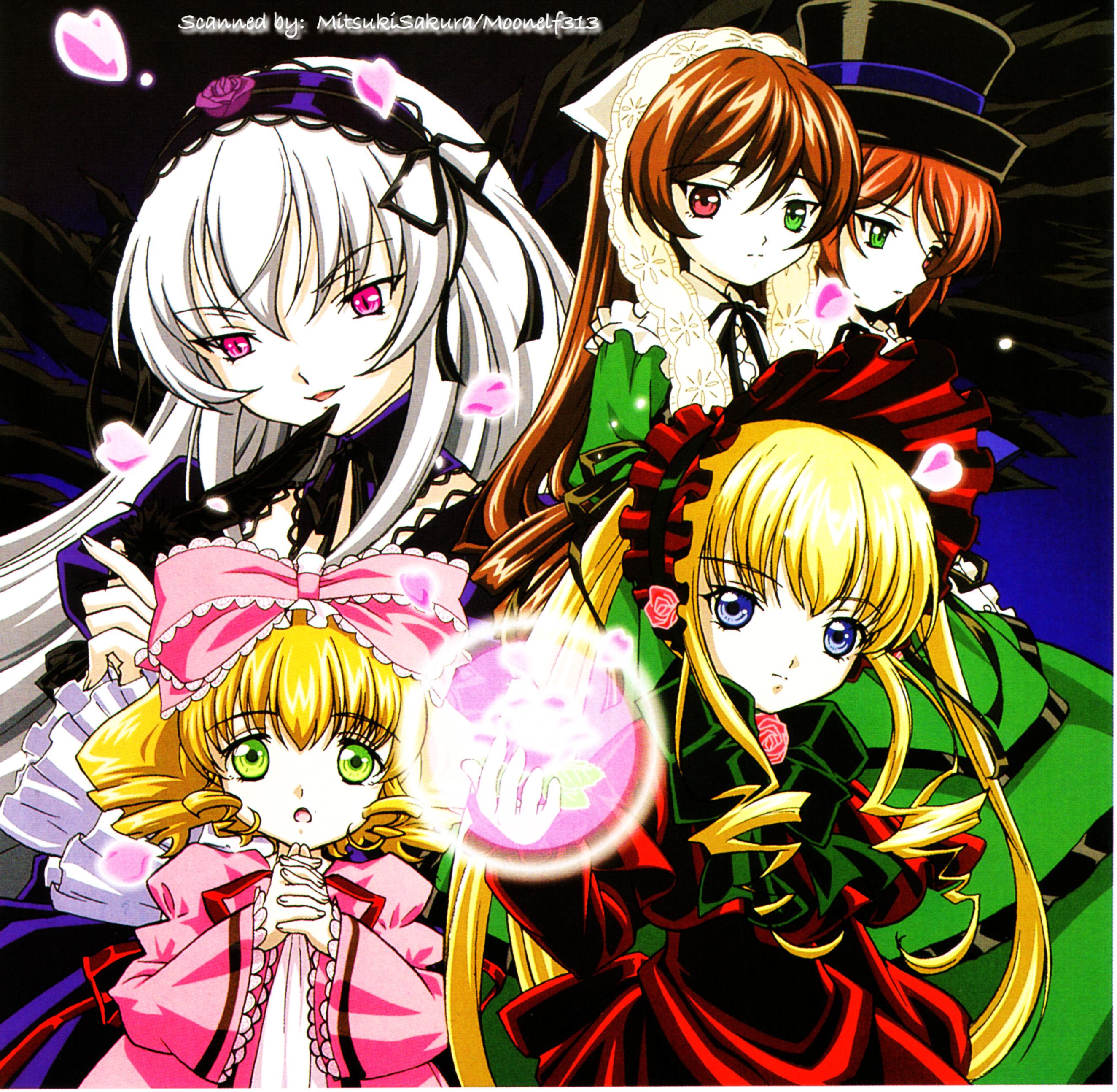 Rozen Maiden Erinnerung Zerochan Anime Image Board