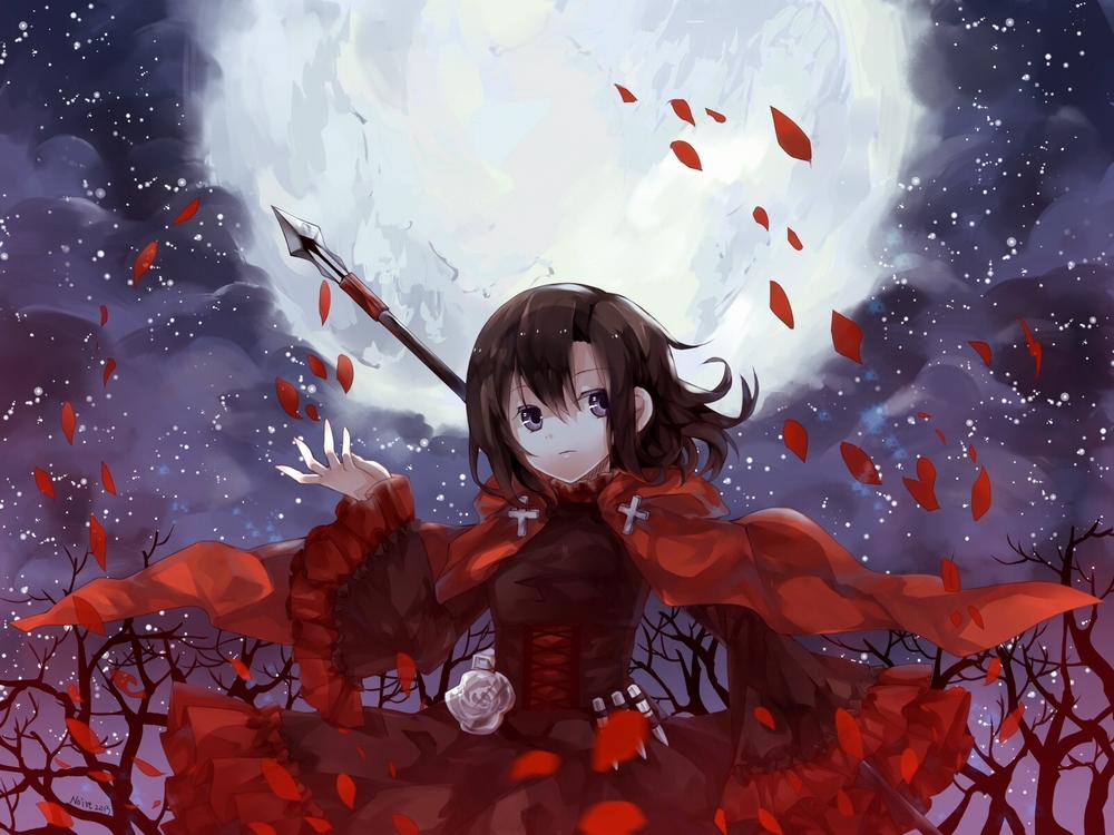 Ruby Rose - RWBY - Zerochan Anime Image