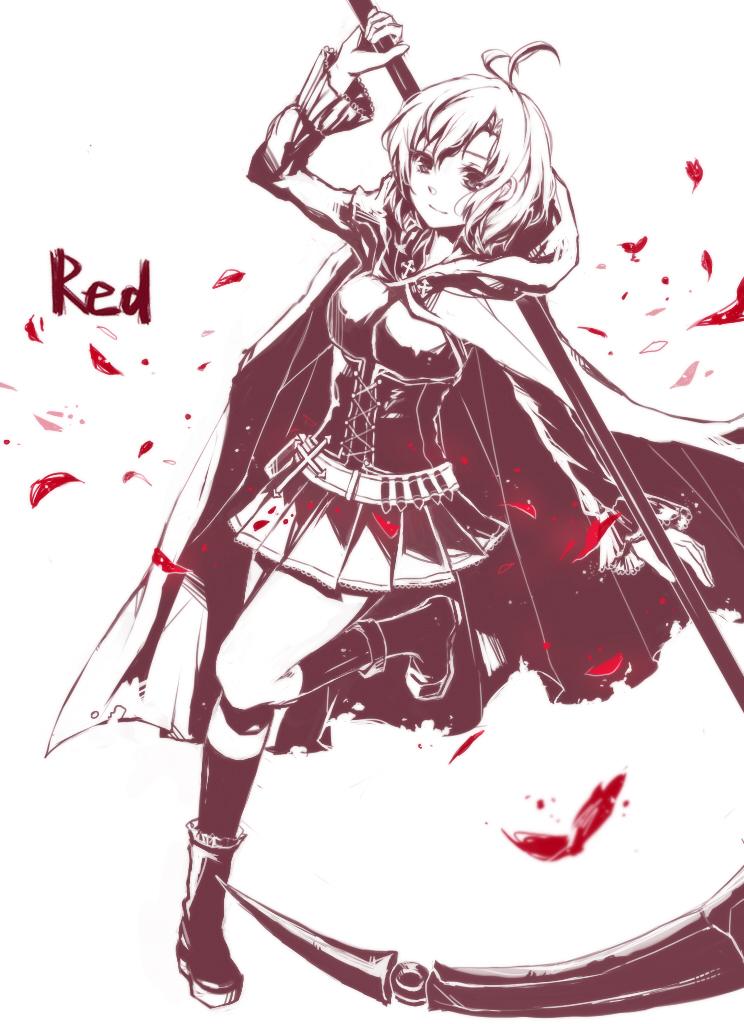 ruby rose wallpaper