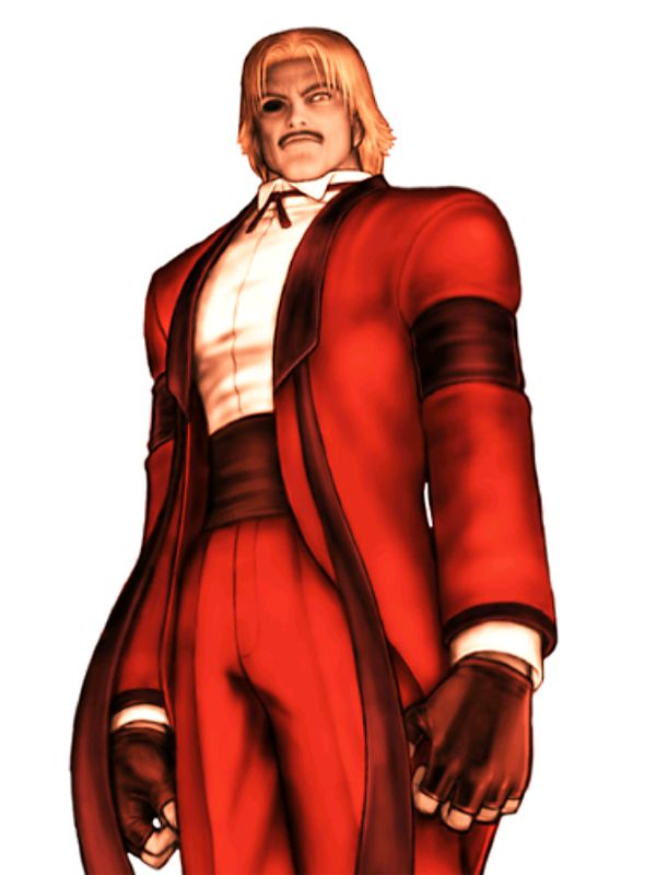 Tags: Anime, The King of Fighters, Rugal Bernstein