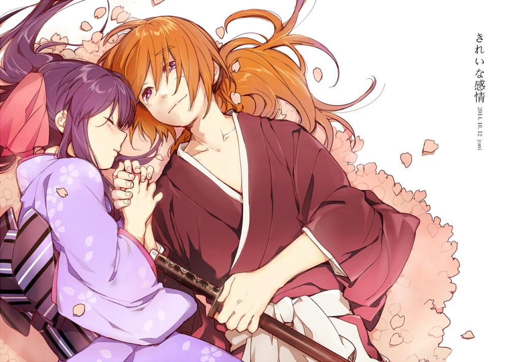 kenshin and kaoru relationship problems