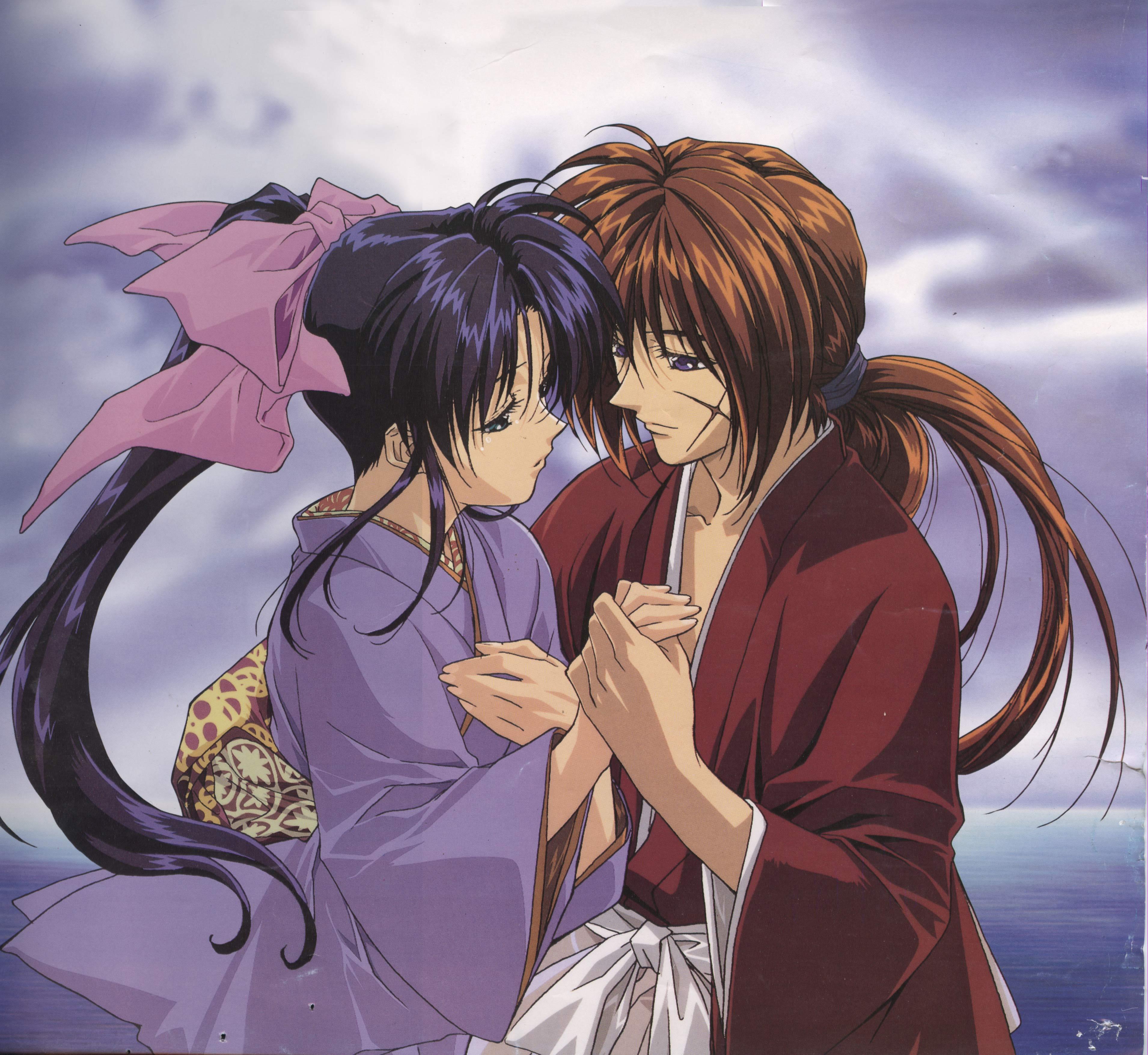 Rurouni Kenshin (Meiji Swordsman Romantic Story