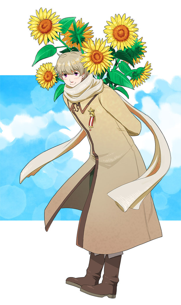 Tags: Anime, Waniwani, Axis Powers: Hetalia, Russia, Mobile Wallpaper