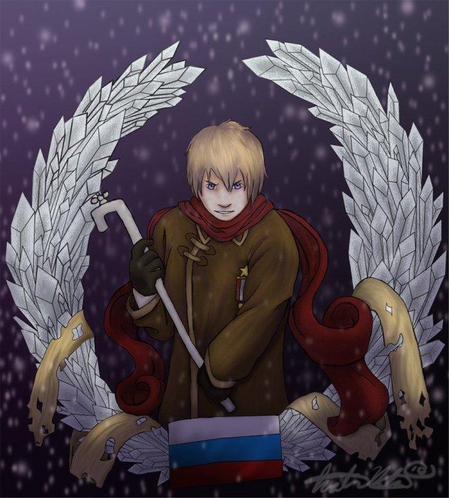 Tags: Anime, Axis Powers: Hetalia, Russia