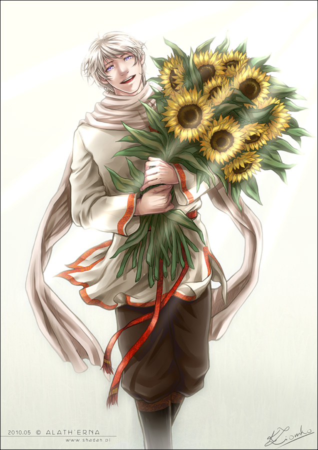 Tags: Anime, Alatherna, Axis Powers: Hetalia, Russia, Mobile Wallpaper, Soviet Union, Allied Forces