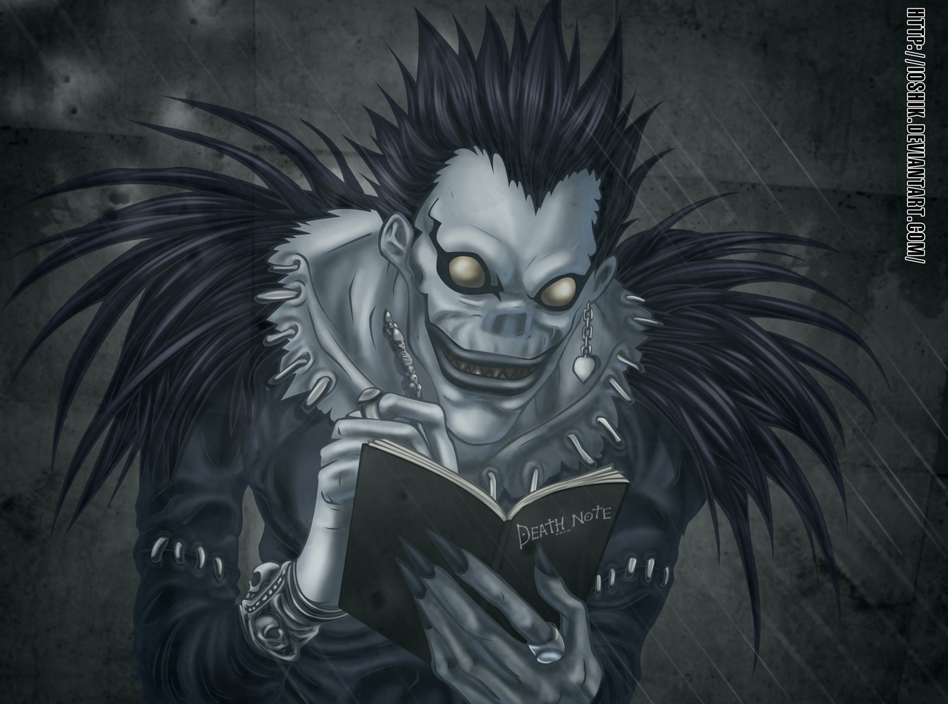 1000 images about death note on pinterest death note - Manga death note ...