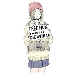 Free Hugs Zerochan Anime Image Board
