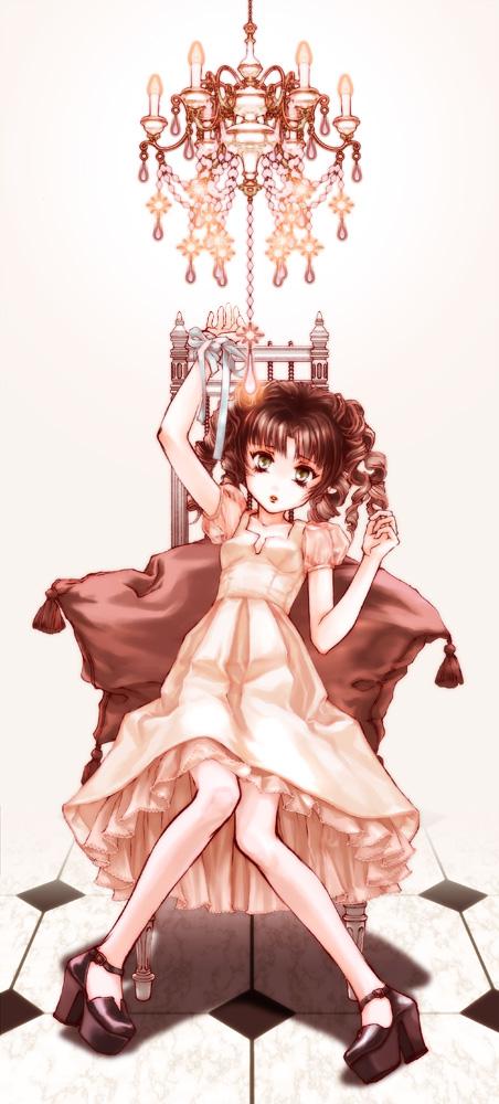 Tags: Anime, Ryuran, Original