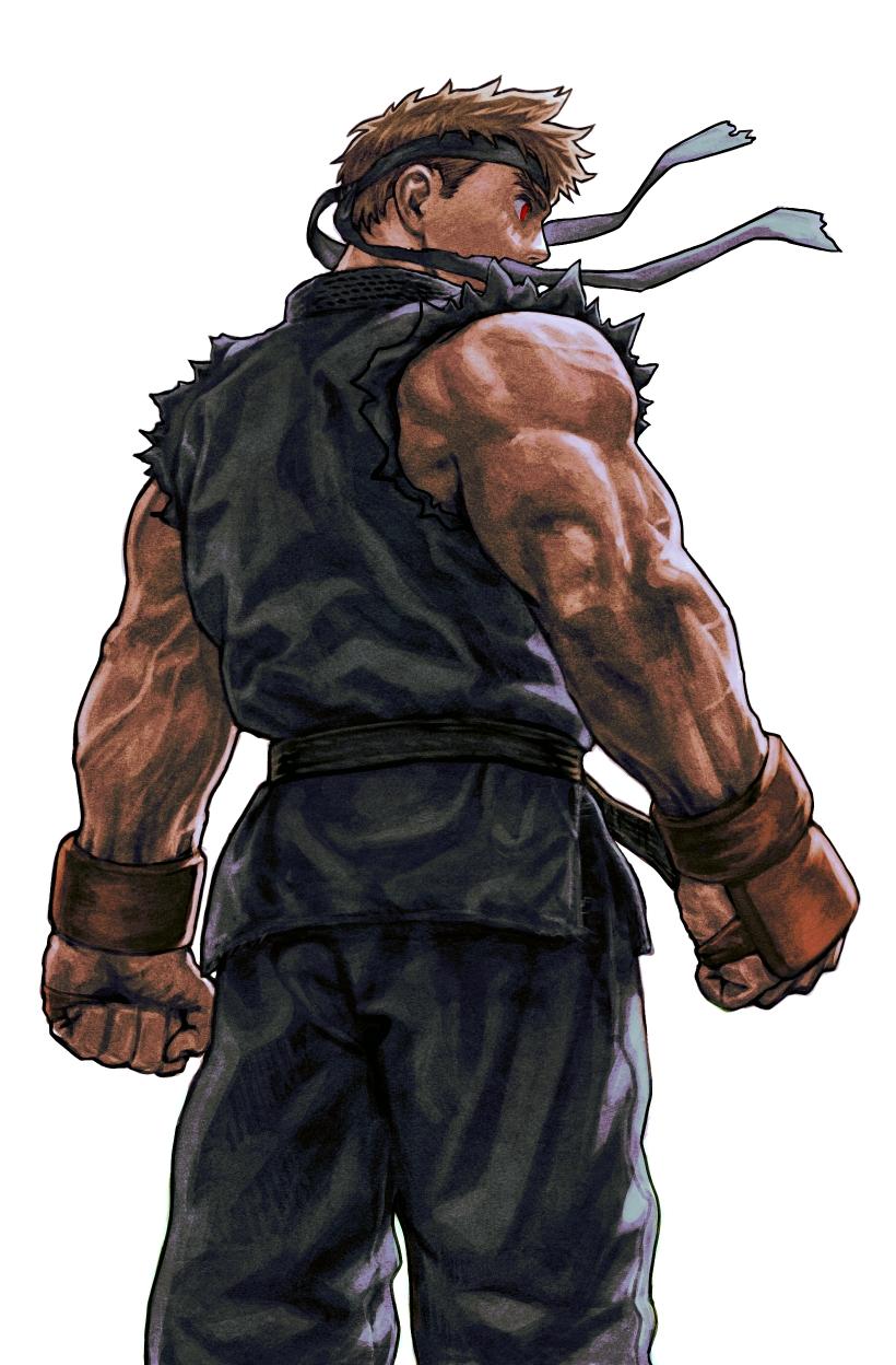 Ryuu Street Fighter Zerochan Anime Image Board