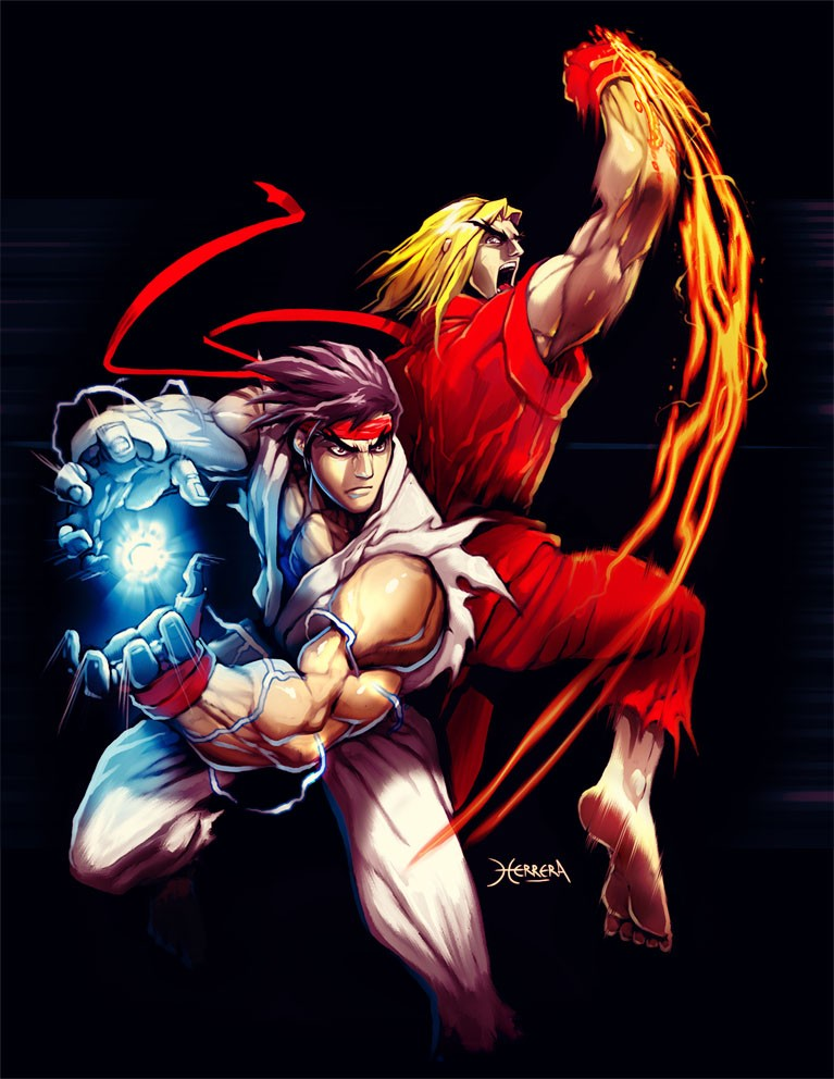 Ryuu (Street Fighter) - Zerochan Anime Image Board