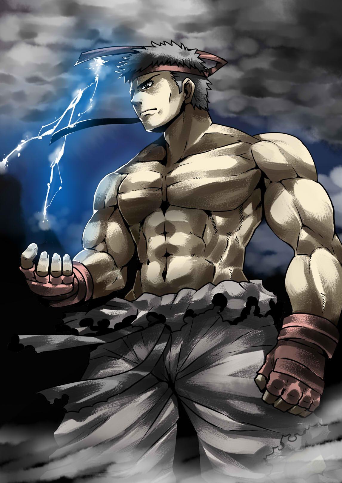 Ryuu (Street Fighter) - Zerochan Anime Image Board