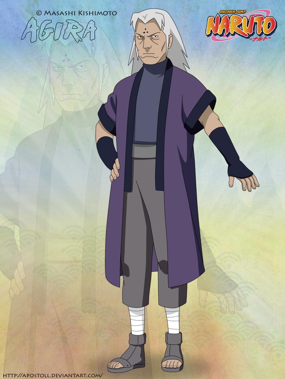 Ryuudouin Agira - NARUTO - Image #1807966 - Zerochan Anime ...