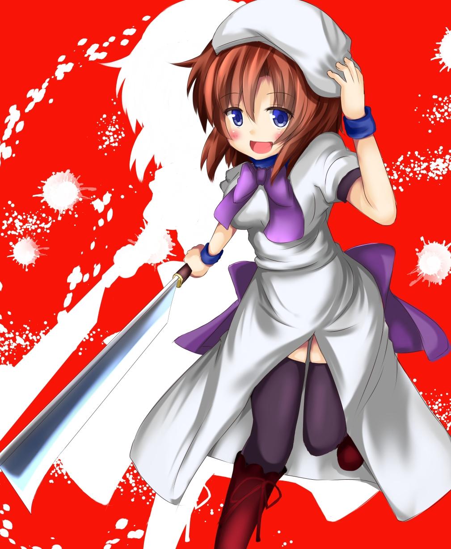 Machete zerochan anime image board for Zerochan anime