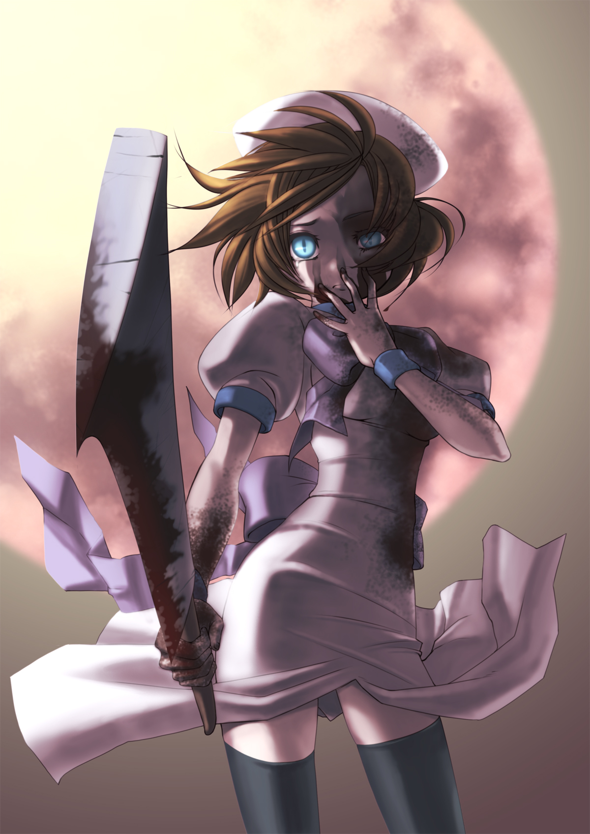 Image Result For Crazy Anime Girl Wallpaper