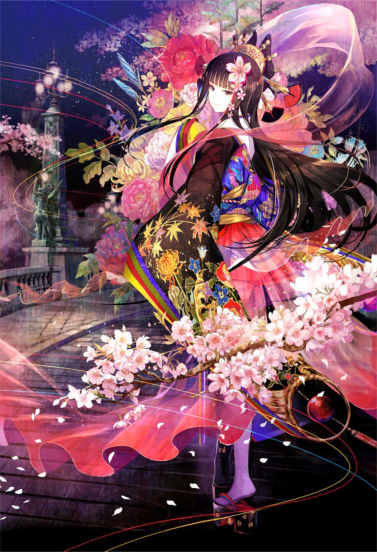 Sakura Japan In The Box Mobile Wallpaper 2019348