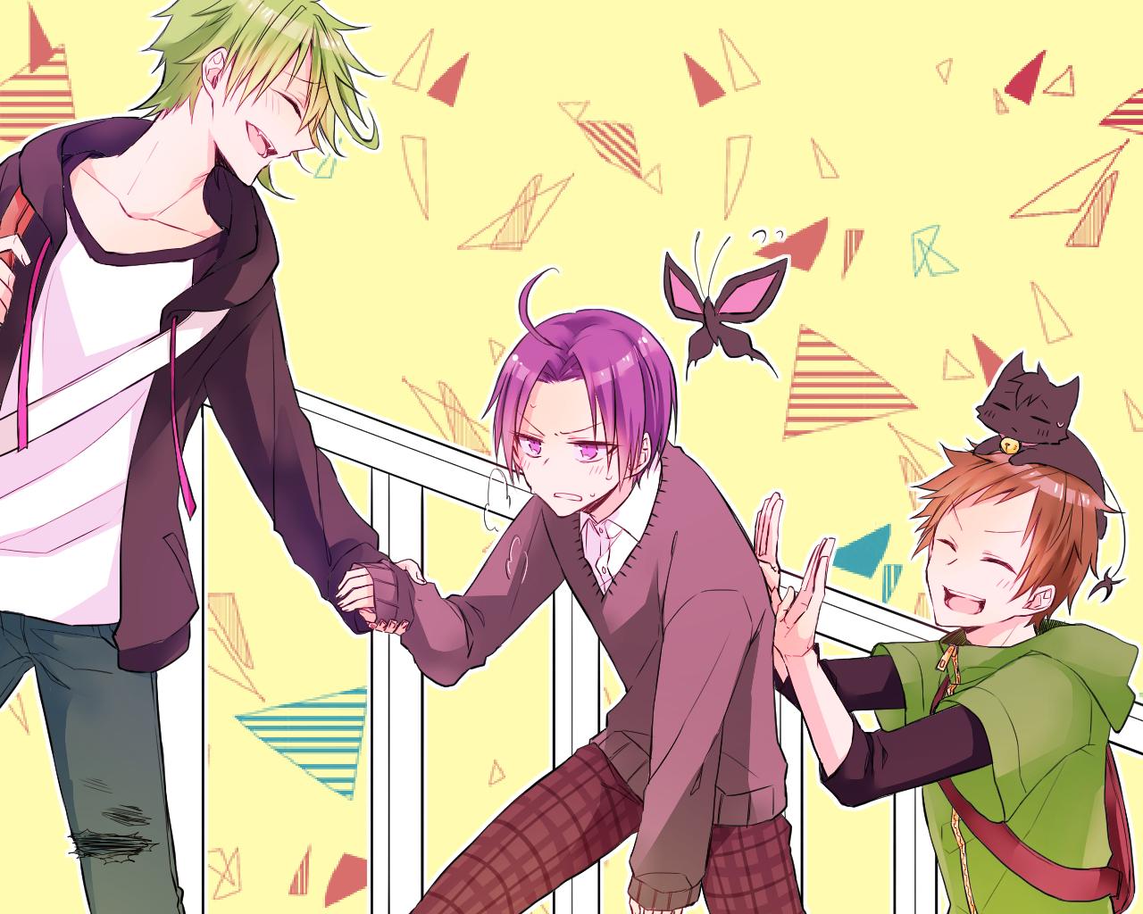 Servamp Wallpaper 2409764 Zerochan Anime Image Board