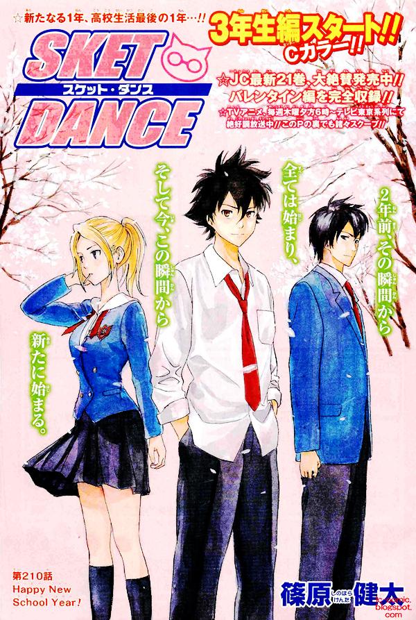 Tags: Anime, Shinohara Kenta, SKET Dance, Usui Kazuyoshi, Fujisaki Yusuke, Onizuka Hime, Official Art, Mobile Wallpaper
