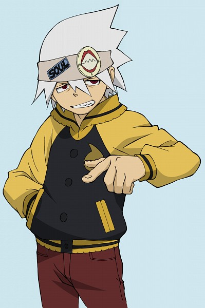 Tags: Anime, SOUL EATER, Square Enix, Soul Eater Evans, Official Art