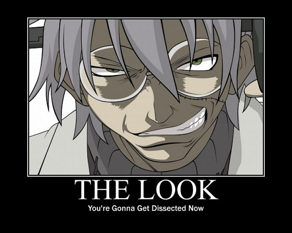 Tags: Anime, SQUARE ENIX, SOUL EATER, Franken Stein, Stitched