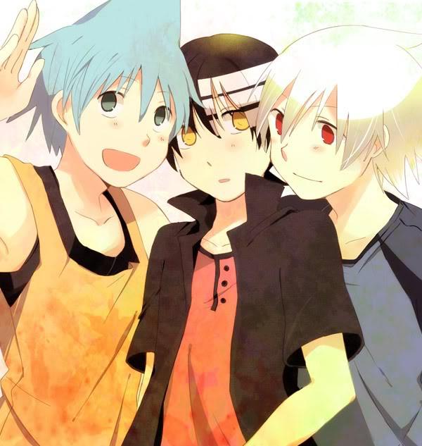 Death The Kid Soul Eater Page 10 Zerochan Anime Image Board