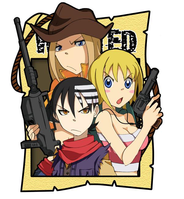 Tags: Anime, Hishiki, SQUARE ENIX, SOUL EATER, Elizabeth Thompson, Patricia Thompson, Death the Kid